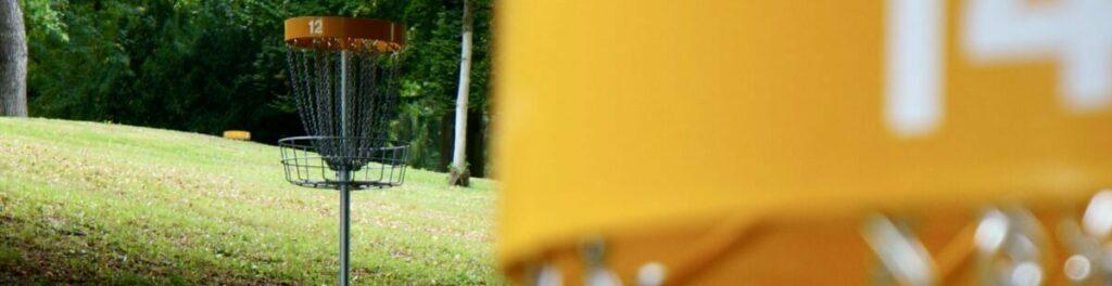 Discgolf Nürtingen: Der Parcours im Galgenbergpark